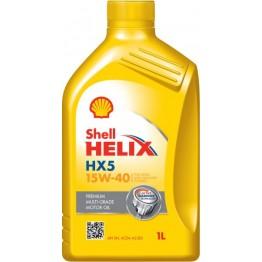 Моторно масло за ASTON MARTIN и ISUZU и ROVER и SAAB и VOLVO HELIX HX5 15W40 1L