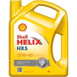 Моторно масло HELIX HX5 15W40 4L