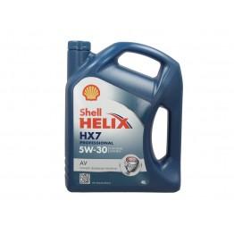 Моторно масло HELIX HX7 P AV 5W30 4L
