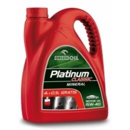 Моторно масло PLATINUM CLASS. MIN. 4,5L