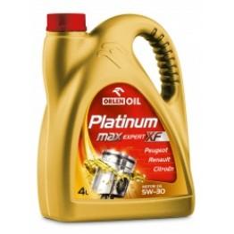 Моторно масло PLATINUM MAX XF 5W30 4L