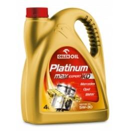 Моторно масло PLATINUM MAX XD 5W30 4L