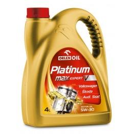Моторно масло PLATINUM MAX V 5W30 4L