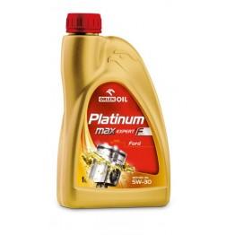 Моторно масло PLATINUM MAX F 5W30 1L