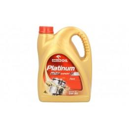 Моторно масло PLATINUM MAX F 5W30 4L