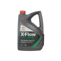 Моторно масло X-FLOW G 5W40 SYNT. 4L