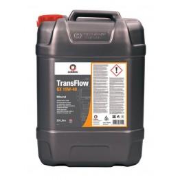 Моторно масло TRANSFLOW GX 15W40 20L