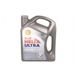 Моторно масло за FORD и MERCEDES-BENZ и MG и PORSCHE и RENAULT и VOLVO HELIX ULTRA 0W40 4L