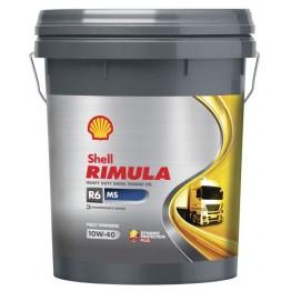 Моторно масло за MERCEDES-BENZ RIMULA R6 MS 10W40 20L
