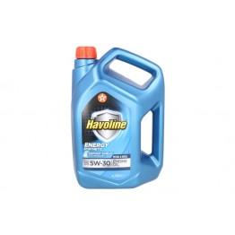 Моторно масло HAVOLINE ENERGY 5W30 4L