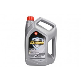 Моторно масло HAVOLINE ULTRA 5W40 4L