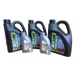 Моторно масло MINERAL 15W40 4L SET