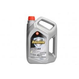 Моторно масло HAVOLINE ULTRA S 5W40 4L