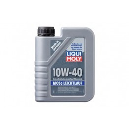 LIQUI MOLY 10W40 MoS2 Leichtlauf (молибден дисулфид) 1L