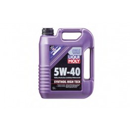 LIQUI MOLY Synthoil High Tech, SAE 5W40, 5 л