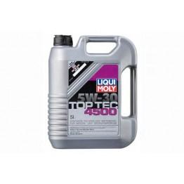 LIQUI MOLY TOP TEC 4500, SAE 5W30, 5 л