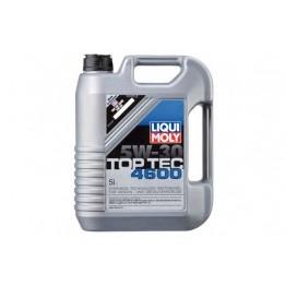 LIQUI MOLY TOP TEC 4600, SAE 5W30, 5 л