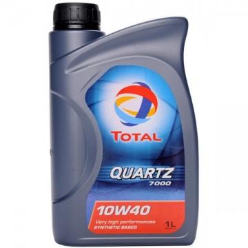 Total Quartz 7000 10w40 Бензин 1 л
