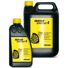 TEXTAR DOT 4 Спирачна Течност 0.5 Литра