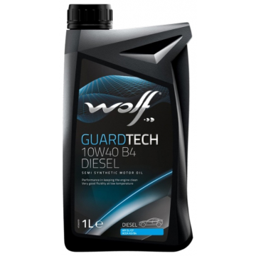 WOLF GUARDTECH 10W40 B4 DIESEL1L