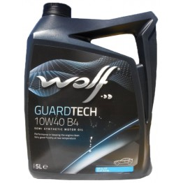 WOLF GUARDTECH 10W40 Бензин 4 L