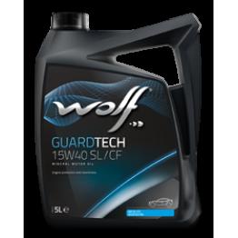 WOLF GUARDTECH 15W40 4 L